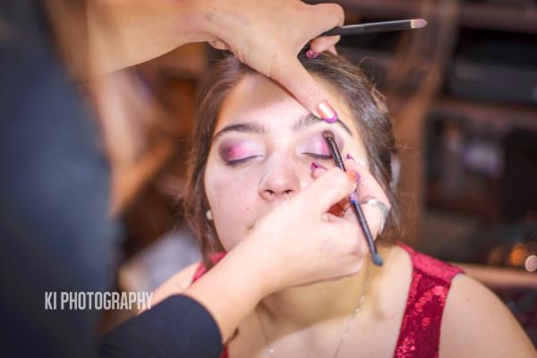 Maquillaje para Fiesta de 15 Años.- Junio 2015