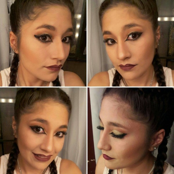 Maquillaje para publicidad