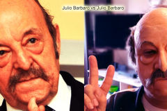 Protesis: Julio Barbaro vs Julio Barbaro