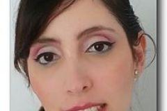 Maquillaje realizado por Vicky Vovchuk.