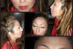 Maquillaje para evento social.  #Modelo : Carolina.  #MakeUp :Yanina Sigaloff.