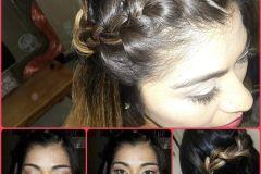 Maquillaje para evento social.  #Modelo: Yoly V. #MakeUp y #Peinado : Yanina Sigaloff
