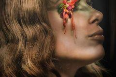 """Magic Eyes"" Serie de Makeup fantasia MUA Analia Werner Makeup PH Veronica Cepeda Modelo Elina Di Naccio"