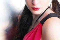 Nicole. Book de fotos. Foto por Almendra Arrigoni