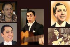 Caracterización de Imitación sin prótesis Carlos Gardel