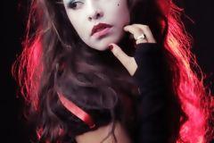 Maquillaje para Book de fotos de 15 años
