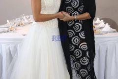 15 años y madre Adelaida Mercado Maquillaje y Peinado  Quinceañera: Malena  Ref estudio