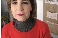 Maquillaje para madrina con vitiligo