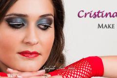 Maquillaje social realizado para mi publicidad