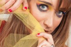 Maquillaje para producción personal