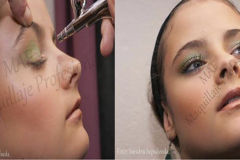 Maquillaje Social - Aerógrafo